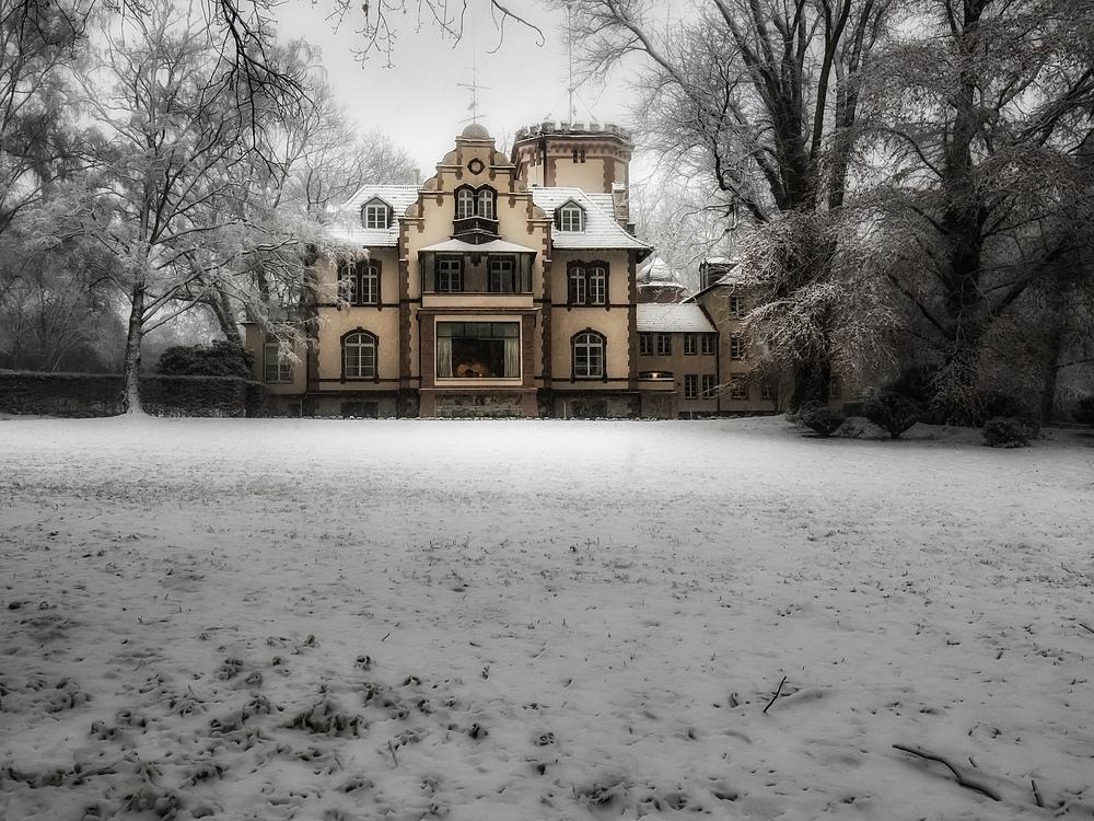 Villa Grillo im Morper Park