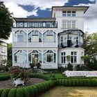 Villa Haiderose, Bäderarchitektur in Binz auf Rügen