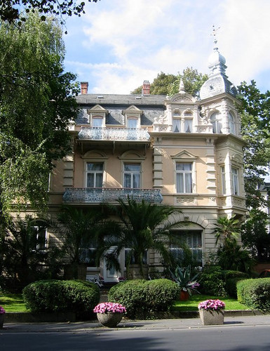 Villa in Bad Nauheim