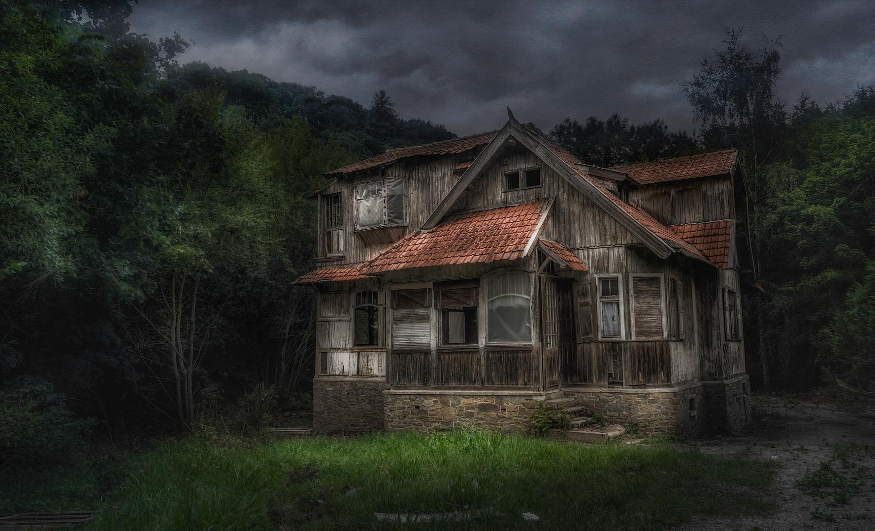 Villa Lambin - Kakelbont