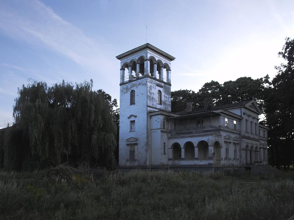 Villa near Ketzin, Brandenburg