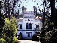 Villa Orlando am Loschwitzer Hang in Dresden