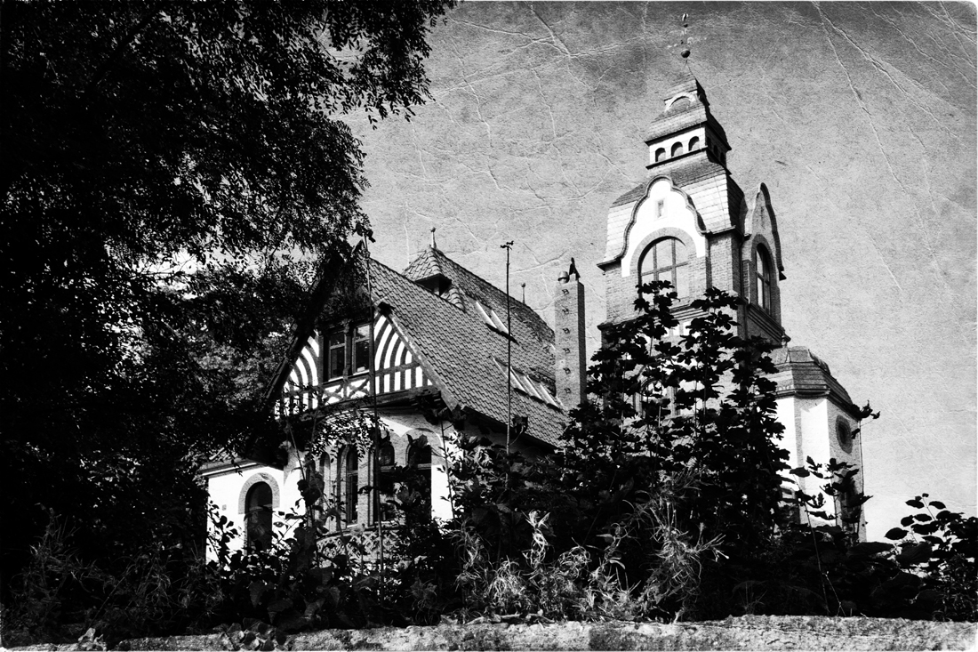 Villa Osmers auf dem Lindener Berg