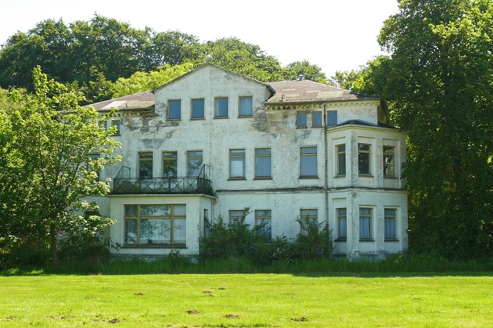 """Villa """"Schwan"""" (wird abgerissen)"""