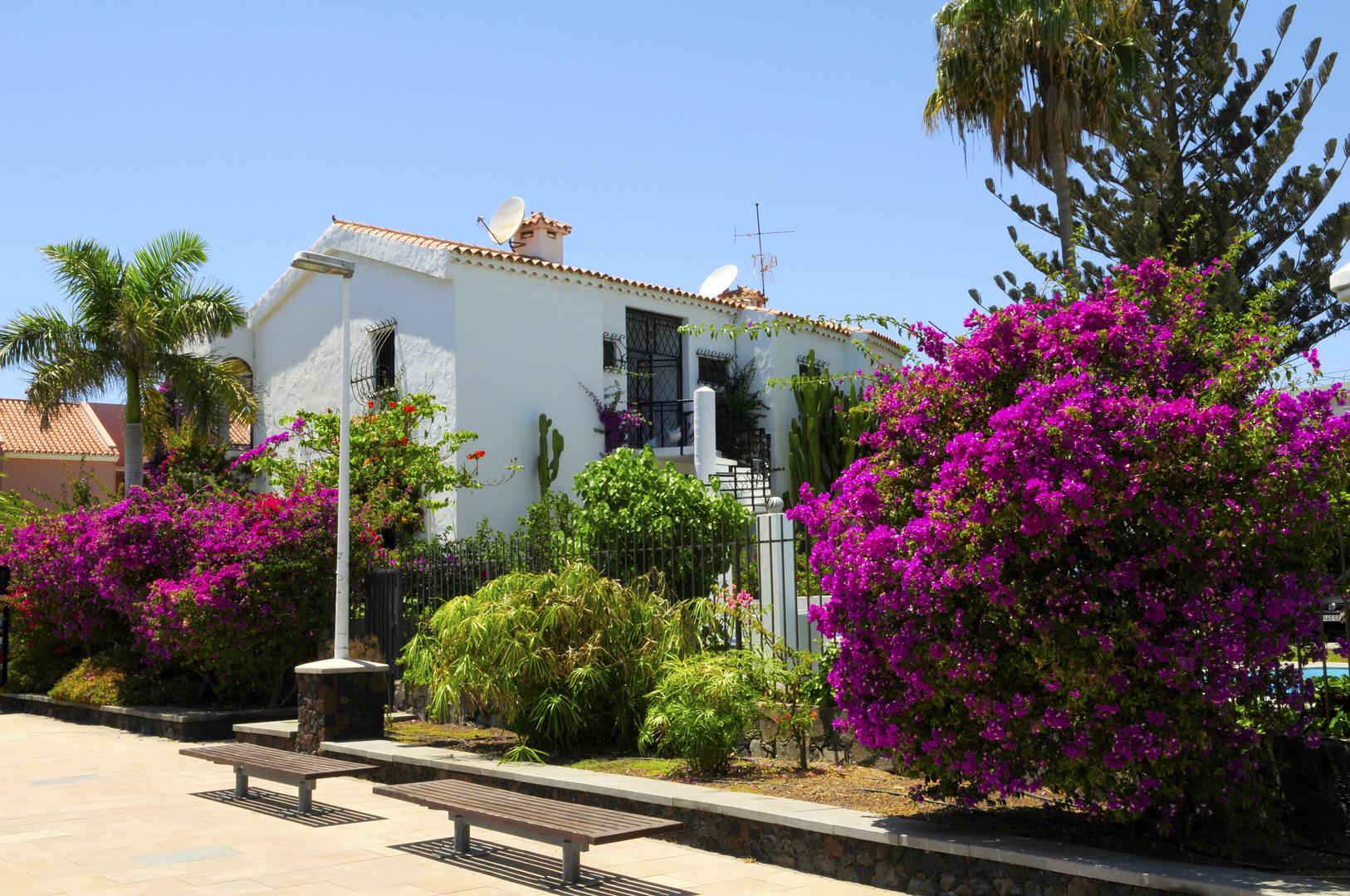 Villa von Playa del Ingles.