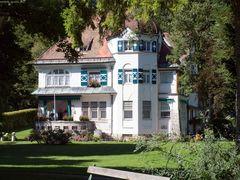Villa von Richard Strauss in GAP