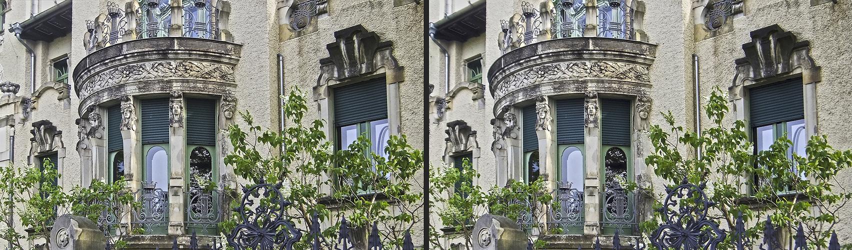 Villa Weigang, Bautzen (3D)