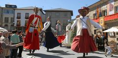 Villafranca del Bierzo en Las Fiestas del Cristo 2008