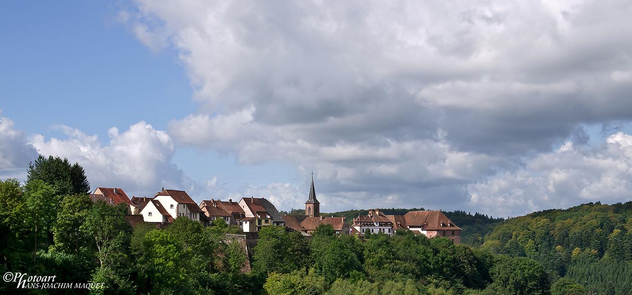 Village de La Petite Pierre