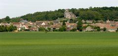 Village de Montmachoux (Bocage gâtinais)