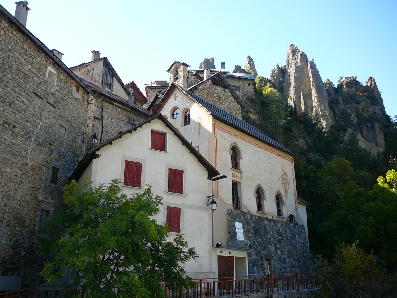 village de Péone