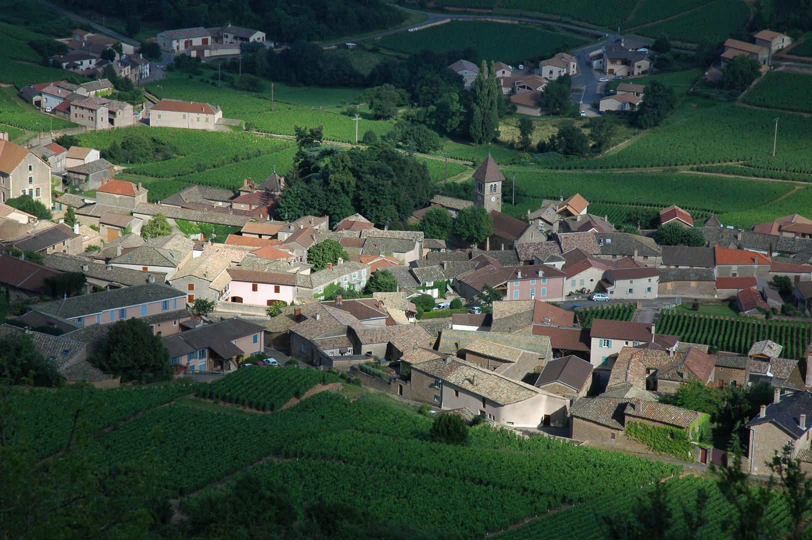 Village de Solutré