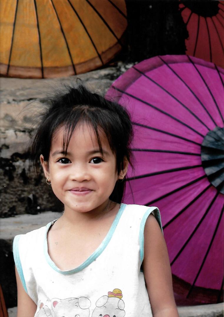village des ombrelles