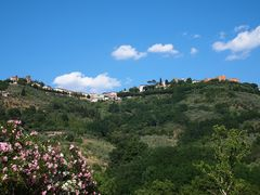 village perchè sur deux cimes