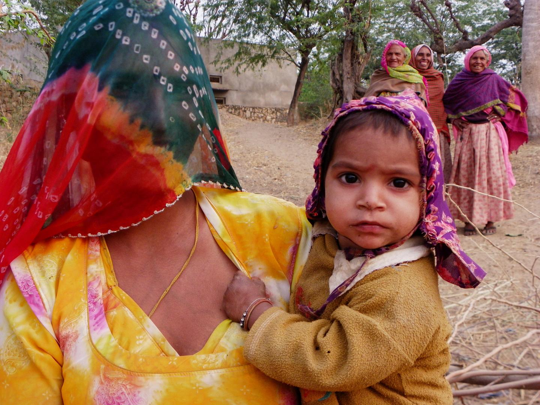 village rajasthan