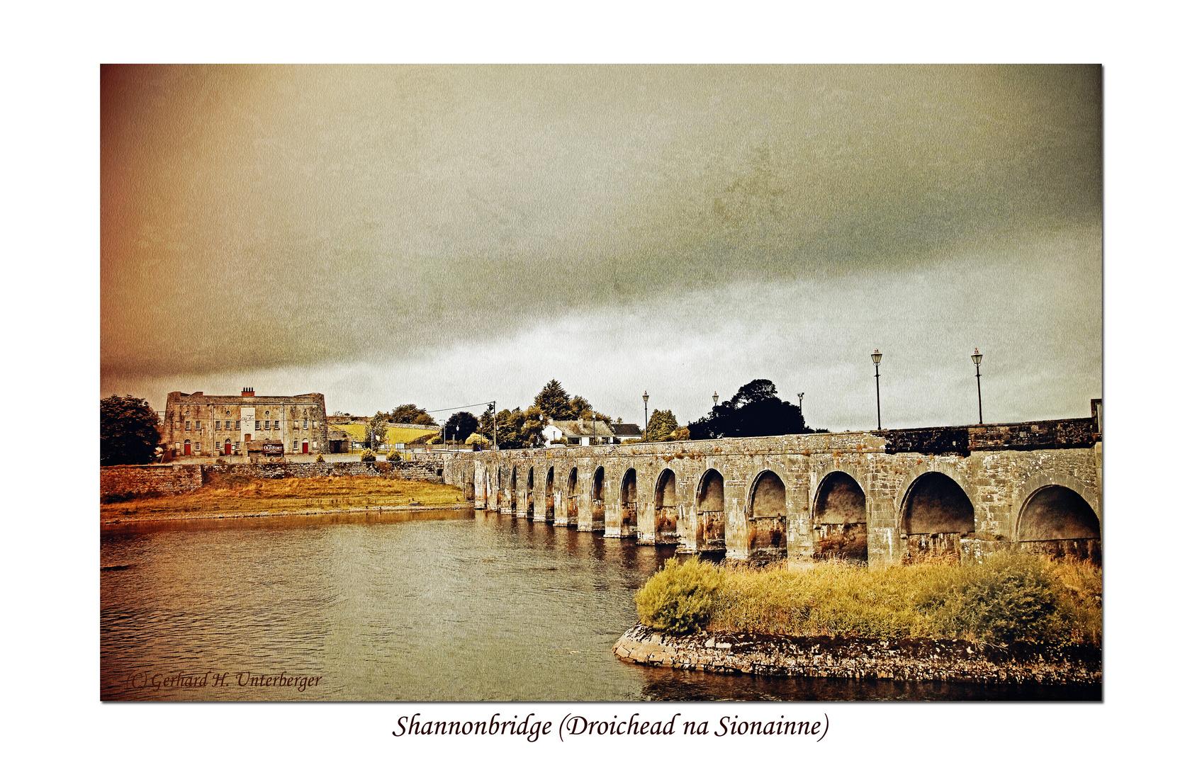 Village Shannonbridge