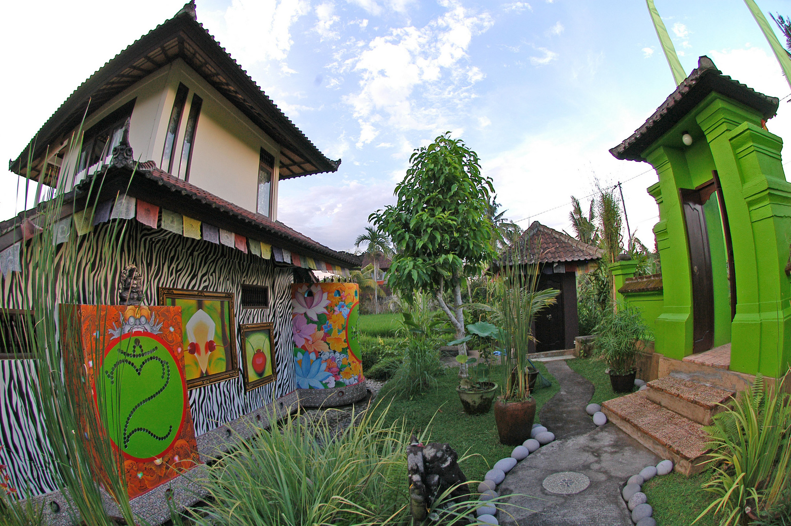 villaOM ubud Bali 1932
