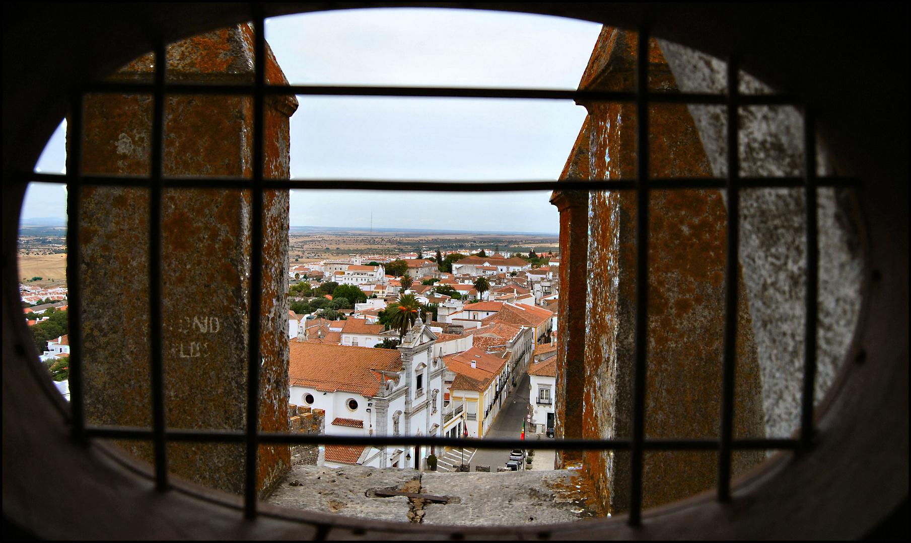 Ville fortifiée  au Alentejo