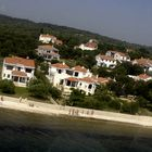 Villen in Diklo bei Zadar (Kroatien)