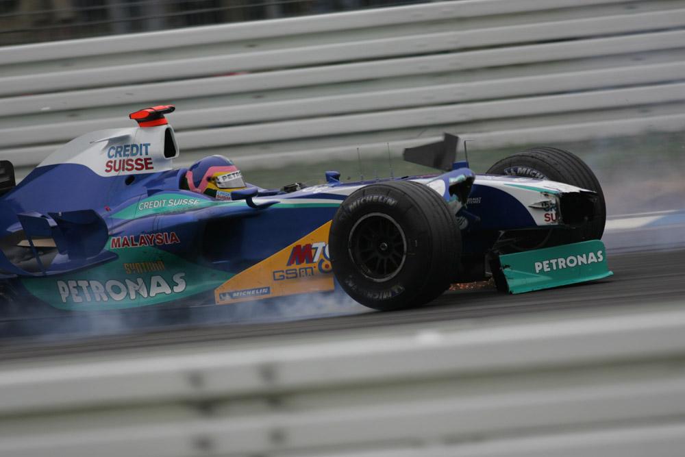 Villeneuve zum zweiten!