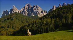 Villnösstal-Südtirol