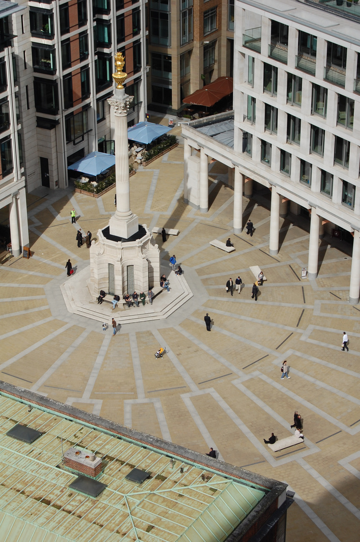 Vincent PEYRONNARD Shines square, Londres, Angleterre