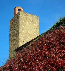 Vinci, torre ricordo di un genio