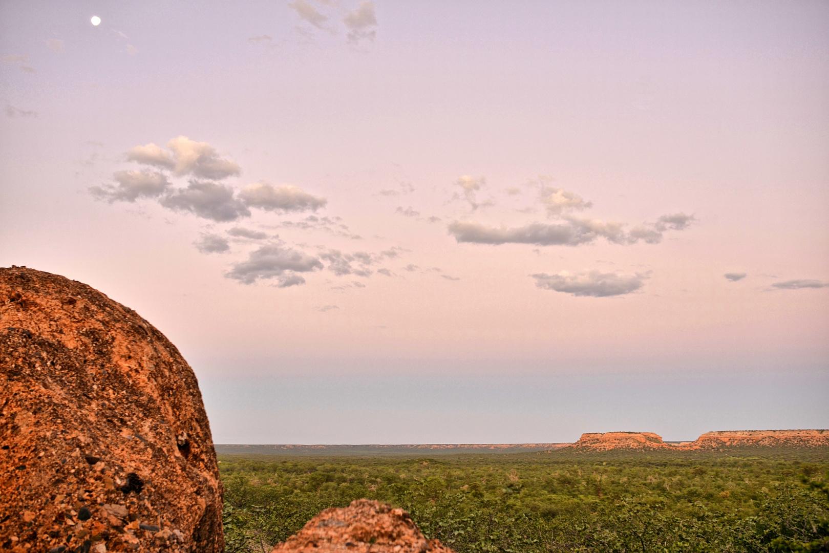 Vingerklip - Monument Valley of Namibia