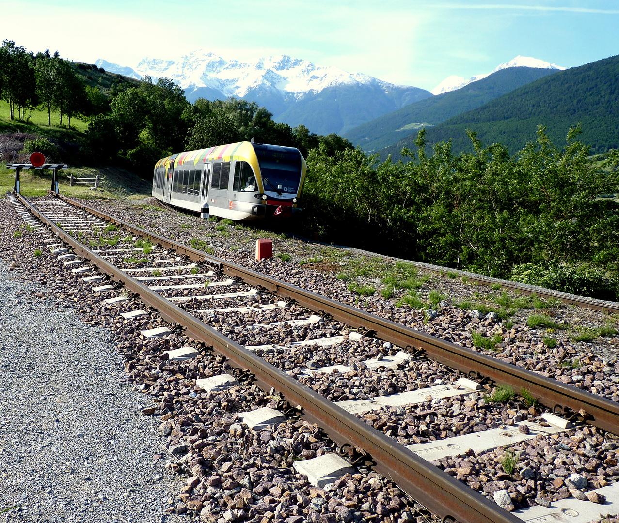 Vinschgerbahn / Italien...02