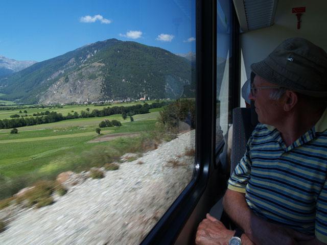 Vinschgerbahn - Treno Val Venosta