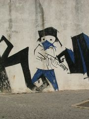 ..violenza urbana..