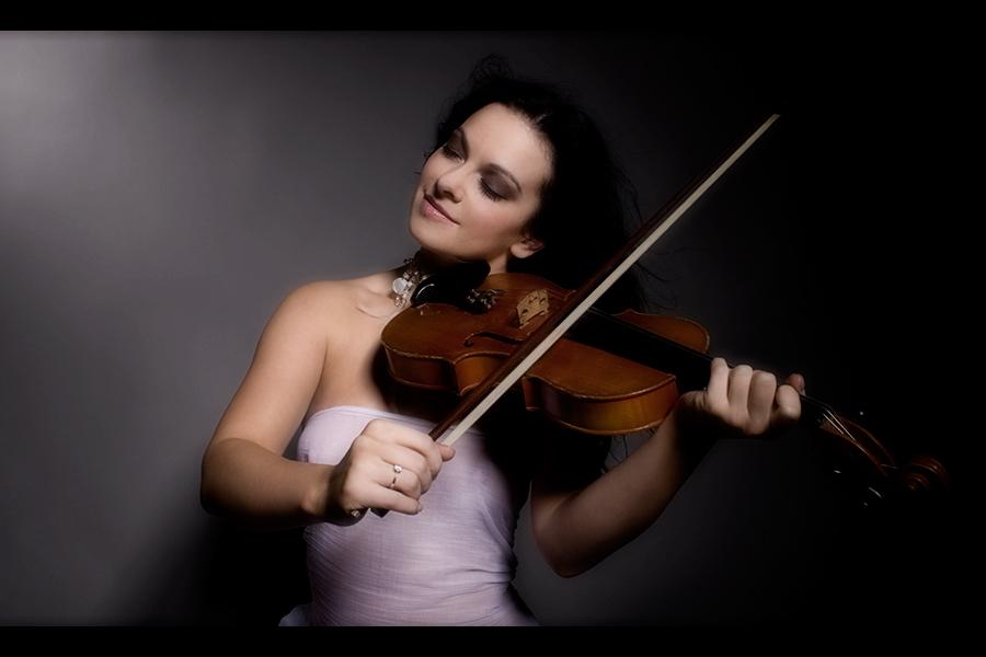 violin romance