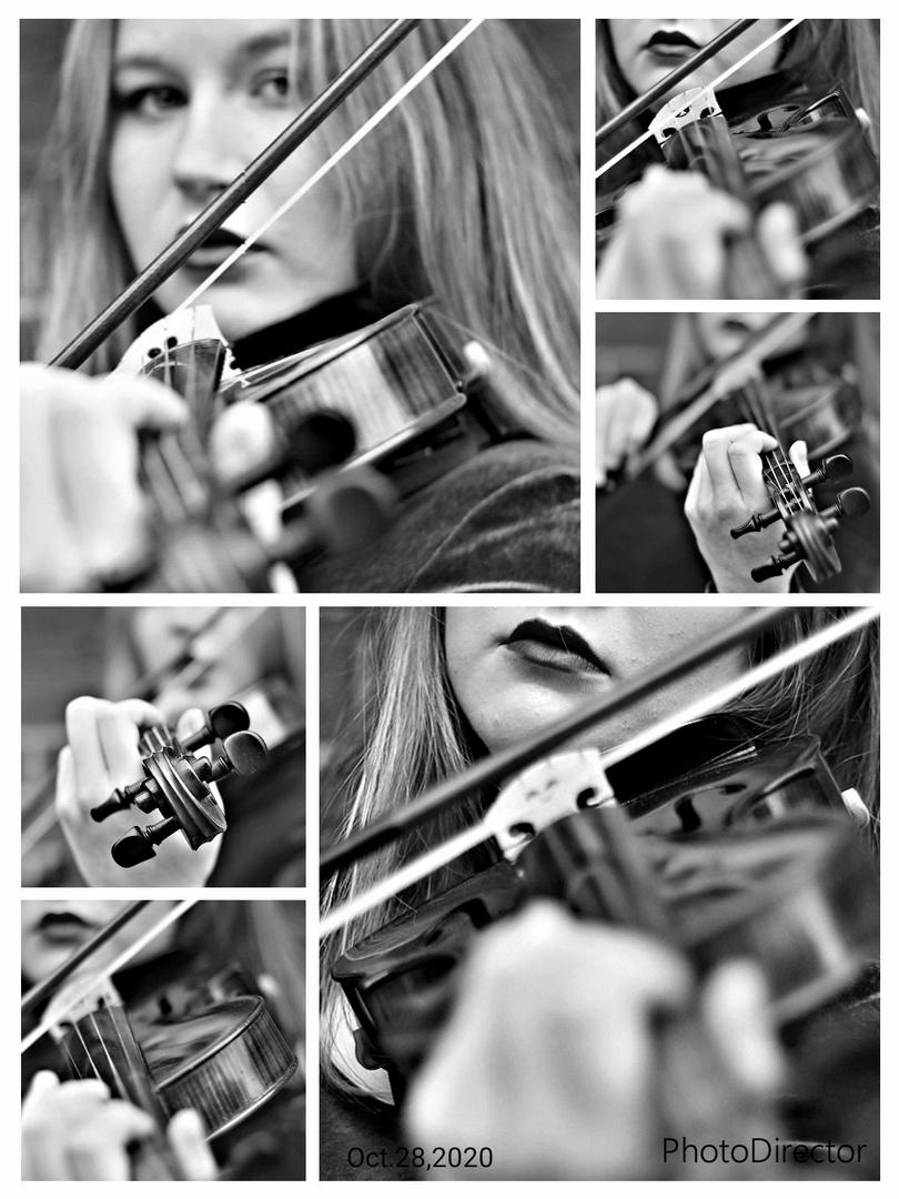 Violinenmusik