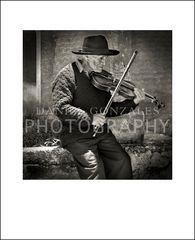 """"""" violinista del cementerio """""""