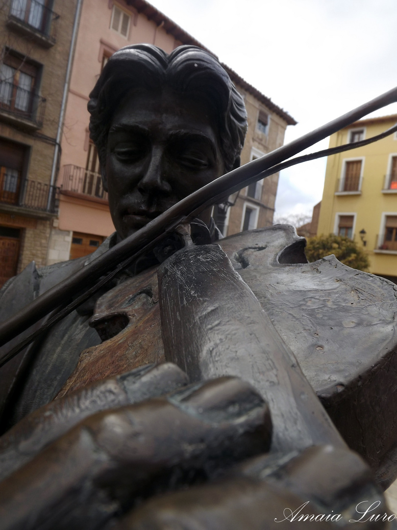 violinista tudela
