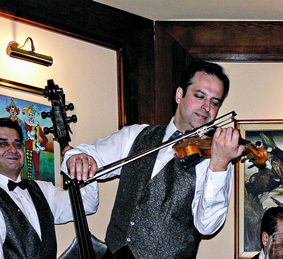 violon tzigane
