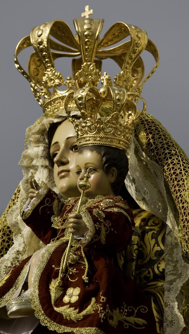 Virgen de la Candelaria. Canon 5D.Canon 28-300mm USM