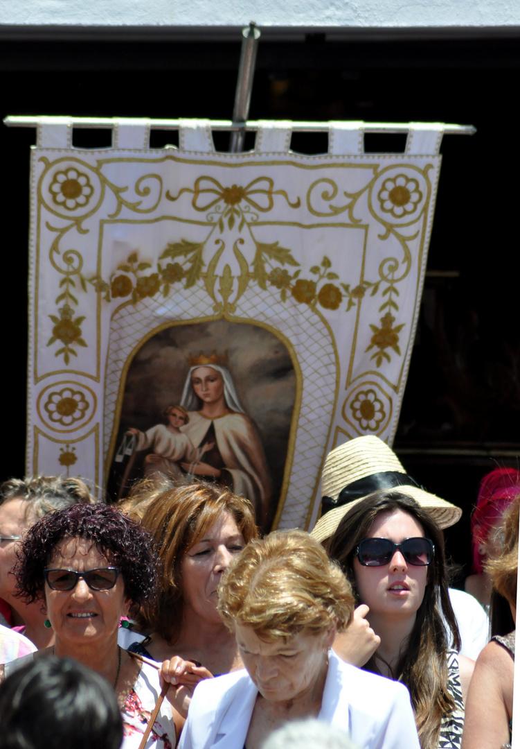 Virgen del Carmen...Corralejo...