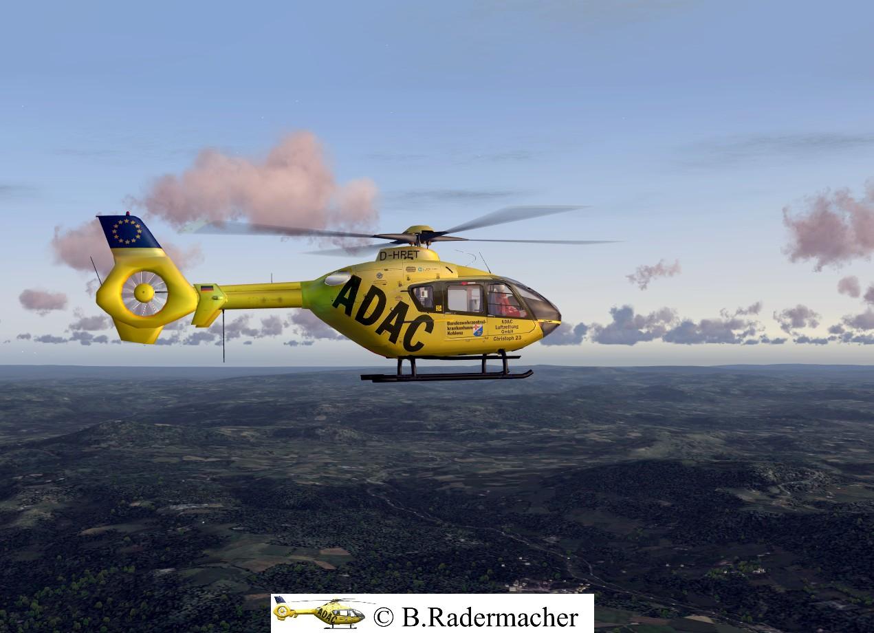 virtuelle Luftrettung