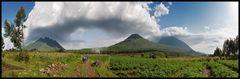 Virunga-Vulkane