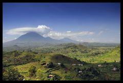 Virunga Vulkane