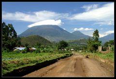 Virunga-Vulkane, Uganda