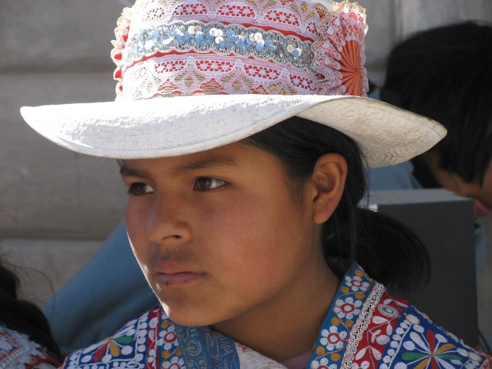 Visage du Pérou