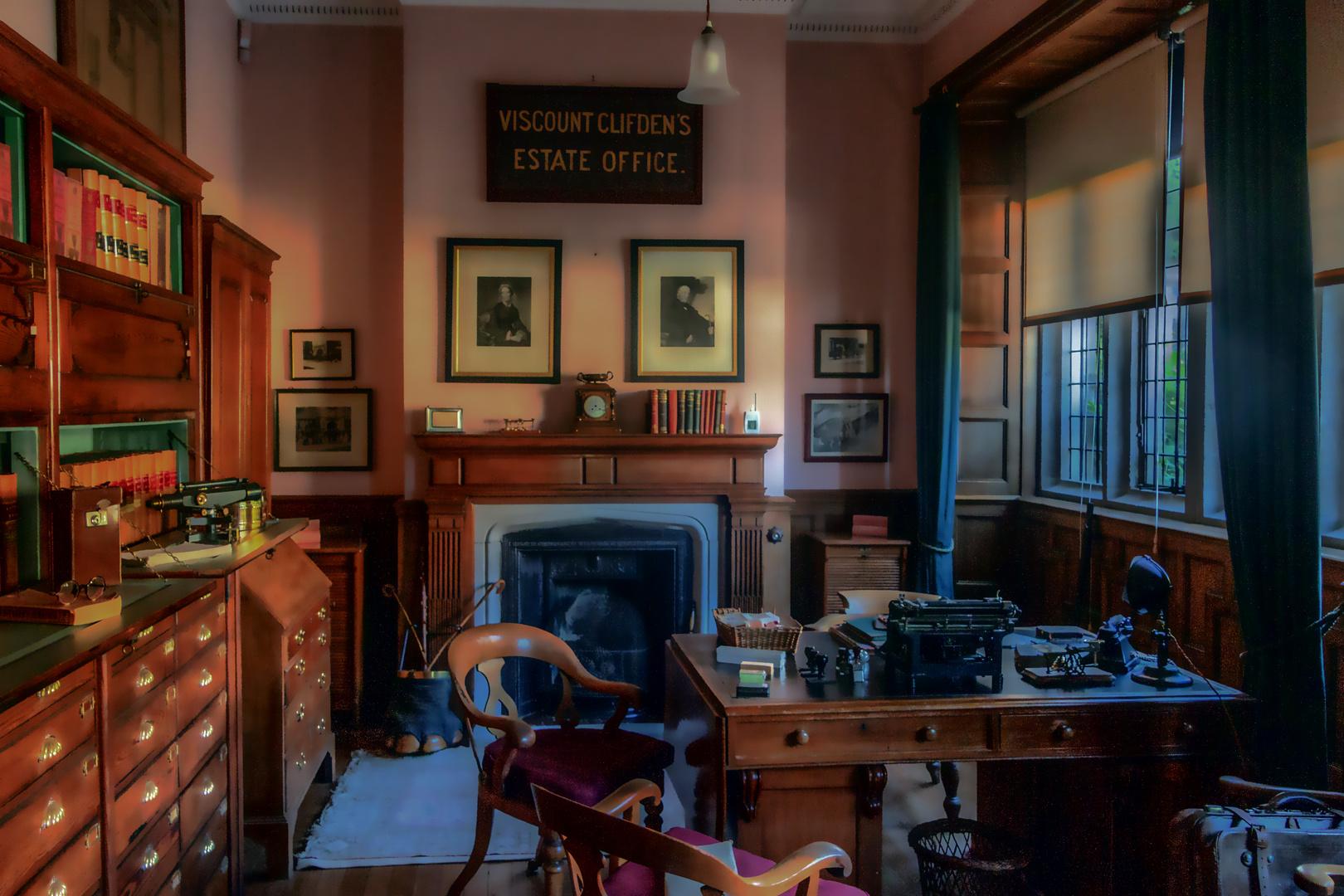 Viscount Cliften´s Estate Office