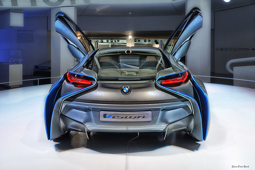 vision bmw i8 foto bild autos zweir der sportwagen. Black Bedroom Furniture Sets. Home Design Ideas
