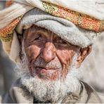 visiones de Omán - Pastor de Jebel Shams