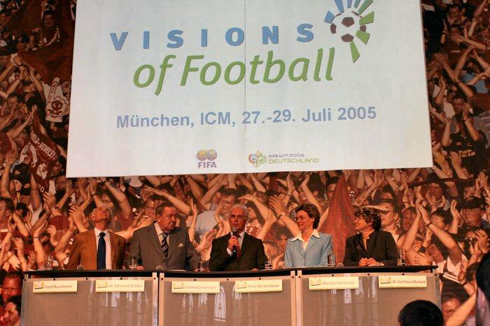 Visions of Football - Pressekonferenz