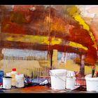 Visita a un estudio de pintura