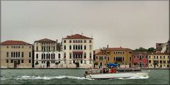 Visitando Venezia