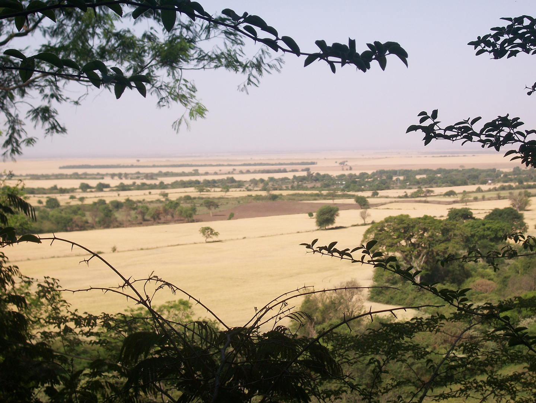 Vista a Huasa Pampa